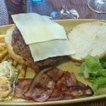 hamburguesa 350gr