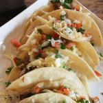 Grady's special tacos