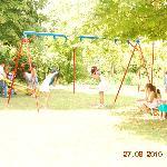 Playground/garden