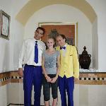 Hafedh , Hechmi und ich