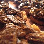 Perfect pecan tarts