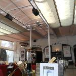 Ristorante Pizzeria Vabene 'Conservatory'