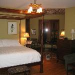 King Turret Room