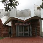 Art exhibition pavilion.