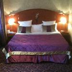 le charme d'un beau lit