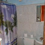 nice bathroom in room