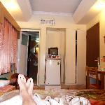 my room at Tourist hotel, Isfahan