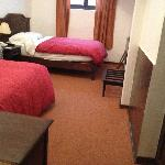 Room - 2 double beds, 1st floor
