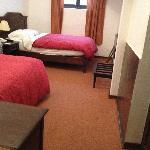Room - 2 double beds, 1st floor