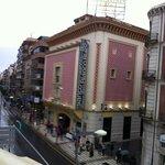 Cine Aliatar, Calle Recogidas