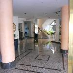 Foyer/front desk