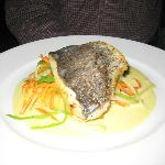PAN SEARED SEA BREAM FILLET