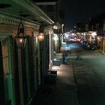Bourbon Mini Suite balcony