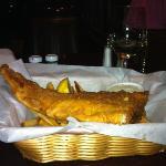 fish & chips - horrible