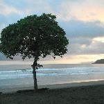 Playa Venao @ Sunset Looking East Towards Cambutal