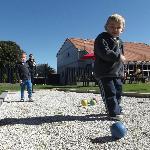 RotoVegas Motel Play Area