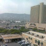 Vista desde el 5to. piso hacia Av. Constitución.