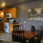 Suite D Kitchen