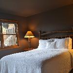 Suite D Bedroom