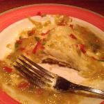 rotisserie chicken enchilada - very good