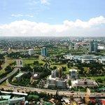 Day Shot of Crimson Filinvest City, Manila