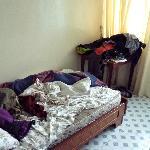 DOUBLE BED??!! - & ROOM SO NARROW