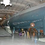 U505 German Submarine