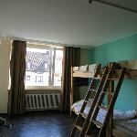 Habitación de 6 camas