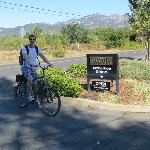 Calistoga Bikeshop Foto