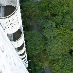 Cute balconies