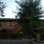 Front of Casa Delle Querce
