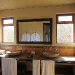 Bath area