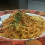 Great pasta!
