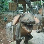 smiling dino :)