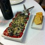 Restaurant Cal Blanc Menjars