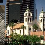 St Mary's Basilica-photo taken in 1998