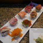Specialty rolls are great