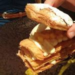 Mango Mille Fielle (opened)