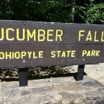 Cucamber Falls