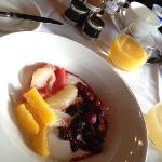 healthier version of breakfast