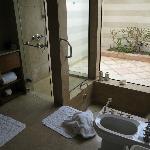 Bathroom TOSH room 3xx