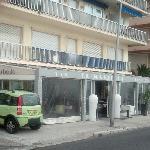 Restaurant Le Marbella exterior