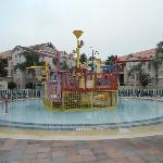 Kid's pool area - Summer Bay