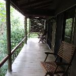 Dragon Fly Suite Balcony