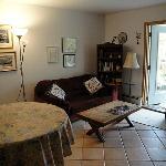 Rufous Suite livingroom