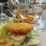 Annecy burger