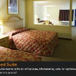 Grand Double Bed Suite