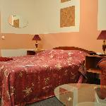 Room in Mini Hotel Narodnaya