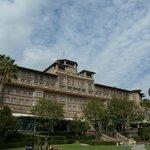 Stately hotel