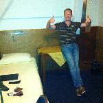 Room 20 in Hotel Van Gelder
